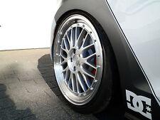 19 Zoll UA3 Felgen 8,5x19 et40 5x108  Silber bett poliert Peugeot 308 407 508