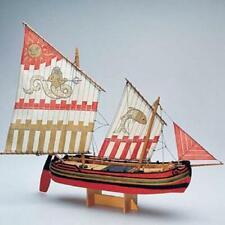 TRABACCOLO Amati: kit di montaggio in legno AM 1562