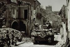 507045 Three Rivers Regiment Sicily 1943 J Smith DND 170290 A4 Photo Print