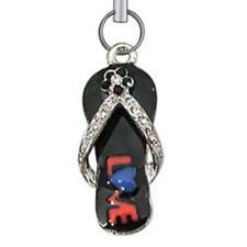 Flip Flop Sandal Love Charm Braclet Charms Fonetag Cell Phone Charm