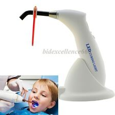 5W 1500mw Dental Cordless LED Cure Curing Light Lamp Gun type Fotopolimerizador