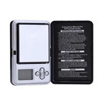 200g/0.01g High Precision Mini LCD Digital Pocket Electronic Jewelry Scale R1BO