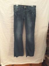 Bongo Jeans ~ Size 5 ~ Flare ~ Distressed Style