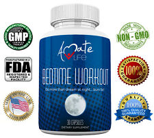 Weight Loss Pills for Women & Men Extreme Fat Burner Lose Weight When You Sleep!