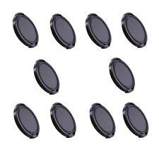 10pcs 55mm Plastic Snap on Front Lens Cap Cover for SLR DSLR camera Leical Sony