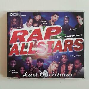 GEORGE MICHAEL cover by RAP ALLSTARS : LAST CHRISTMAS  (REMIX) ♦ MAXI-CD ♦