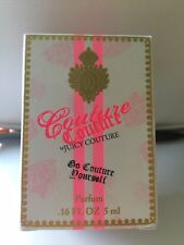 COUTURE COUTURE by Juicy Couture parfum mini 5ml /0.16oz pure perfume new in box