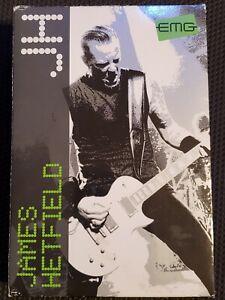 """EMG JH James Hetfield """"Het Set"""" Humbucker Pickups Set"""