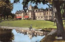 BR51167 Ozir la ferriere chateau des agneoux et la piesce d eau France