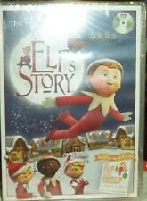 THE ELF ON THE SHELF AN ELF'S STORY CHRISTMAS DVD BASED ON BOOK BRAND NEW