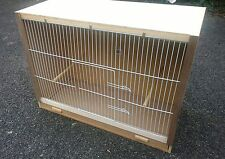 "Single Budgie Breeding Cage  25"" x 18 x 12"