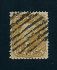 drbobstamps US Scott #67 Used XF Stamp Cat $750