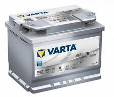 BATTERIA VARTA D52 START & STOP PLUS 60AH 680A di spunto 242 X 175 X 190 cod. 56