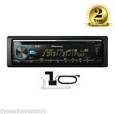 Pioneer DEH-X7800DAB voiture bluetooth stéréo dab + iPod iPhone Android + dab antenne