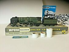 WRENN W2236A 34016 BODMIN in BR green, black nameplates  boxed, insns - top loco