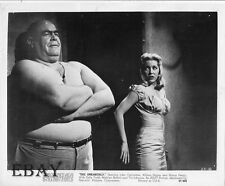 Torr Johnson Sally Todd busty VINTAGE Photo Unearthly