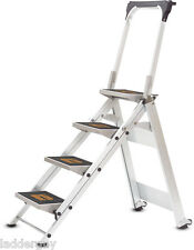 4 step Little Giant Safety Step Ladder jumbo 10410B