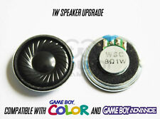 Game Boy Advance and Colour Upgraded 1W Speaker