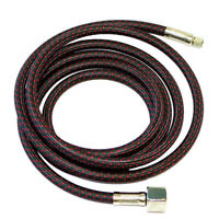 Paasche Braided Airbrush Hose, 1/4 Compressor End, Airbrush Fitting On The Other