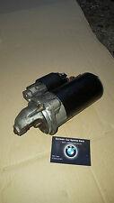 BMW E46 motor de arranque, de 320/325/330, Bosch, Excelente, 00-06 M54 completo pedido en funcionamiento