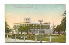 Oxnard, California - Oxnard Hotel - old USA postcard