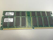 Hynix PC2100U-25330 256MB, 266MHz RAM (quantity of 2)