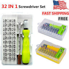 32PCs Precision Screwdriver Set Computer Repair Kit Tools Laptop PC Phone Torx