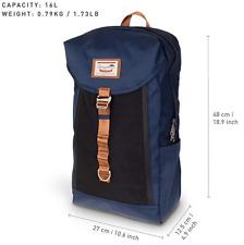 Doughnut Rucksack Backpack Morris Navy 17L