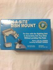 Alighn A Site Dishmount
