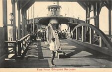NJ - 1910's Ferry House Billingsport  - Paulsboro New Jersey - Gloucester County