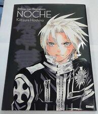 D.Gray-Man Illustrations Noche by Katsura Hoshino Paperback Book 1990