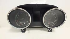 2011 JEEP GRAND CHEROKEE 4X4 3.6L AT INSTRUMENT CLUSTER 56046428AC #1245D
