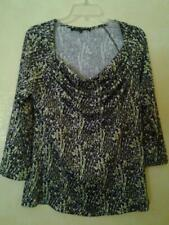 Violet and Claire NY Multi-color Blouse Women's Size L (Size 10-12)