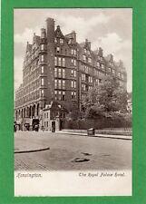 Kensington the Royal Palace Hotel pc unused Wrench Ref F639
