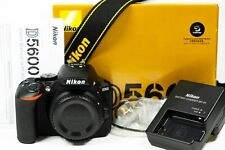 Nikon D5600 24.0MP Digital SLR Camera - *Very Low shutter count only 68 shots*