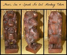 Animals & Bugs Wood Decorative Statues&Sculptures