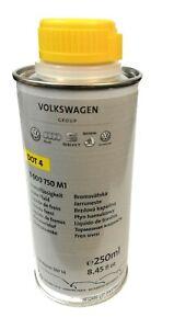 Genuine VW Audi Seat Skoda 250ml DOT 4 Brake Fluid B000750M1 New VW norm 501.14