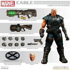 MEZCO ONE:12 COLLECTIVE ACTION FIGURE CABLE