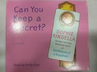 Can You Keep a Secret? by Kinsella, SophieFive Audio CD's