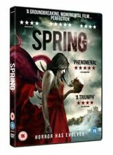 Spring 5055002559808 With Lou Taylor Pucci DVD Region 2