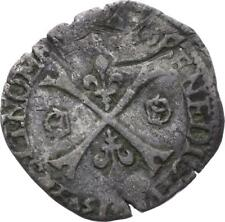 O2809 Henri IV 1589-1610 Douzain 1er type 1594 H La Rochelle ->Make offer