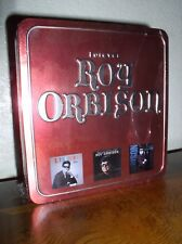 Forever Roy Orbison [Tin Can Edition] by Roy Orbison (CD, 2002, 3 Discs, Madacy)