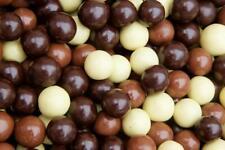Chocolate Covered Espresso Beans Blend - White, Milk & Dark Chocolate Candy, 1Lb
