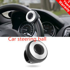 Quality Universal Stainless Steel Steering Wheel Spinner Heavy Duty Car Truck Marine Boat Handle Suicide Power Knob Superior In