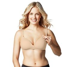 Bravado Designs 127 Convertible Buttercup Wirefree Nursing Bra Bare Nude 32D