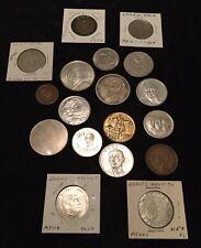 Vintage Magic Coins Tokens - Abbott's, Adams, Thurston, Immortals, Cortini & ...