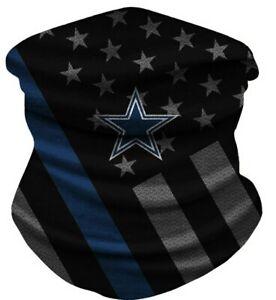 Dallas Cowboys Ice Silk Neck Gaiter Face Covering