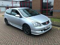 Honda civic type r ep3 *Very low mileage/FSH*