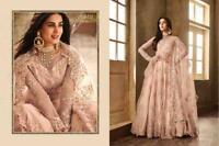 Indian Pakistani Anarkali Suit Semi Stitched Bollywood Salwar Dress Wedding
