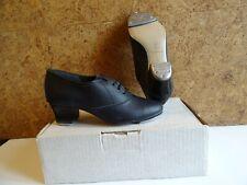 Claquettes de danse femme  CAPEZIO, noires en 35 (uk=3) / neuves
